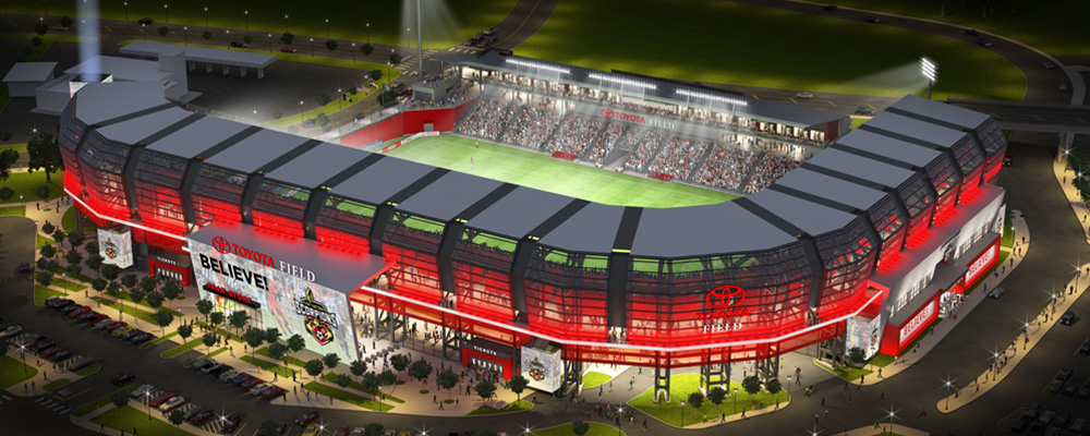 Toyota Field Expansion